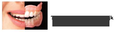 Tandprothetische praktijk Kind – Voor een nieuw kunstgebit, klikgebit of reparatie van uw kunstgebit. Logo
